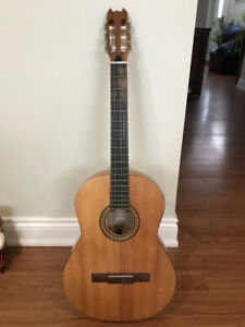 Selling Used Classical Guitar Made In Canada!