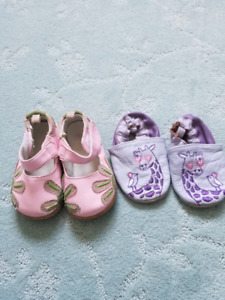 Leather Infant Shoes