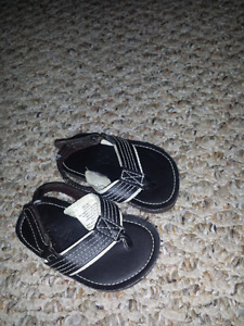 Bumbabies boy's sandals
