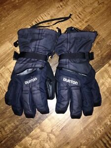 Burton gloves.