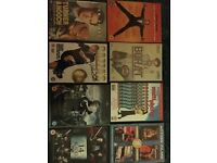 Dvd collection £10