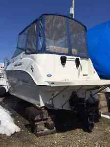 2010 Bayliner 245 - ONLY 50 HOURS