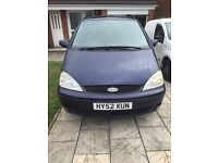 Ford Galaxy 2.3 DOHC 2002 Spares or Repair
