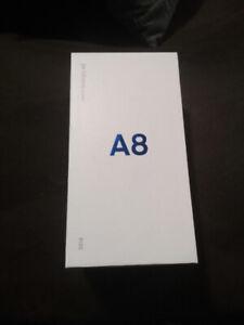 Samsung A8 Brand NEW LQQK  Sealed Box