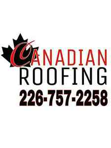 Canadian Roofing 226-757-2258