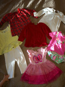 18 month old clothes.