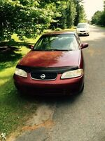 Need gone! 2003 Nissan Sentra