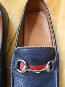 Gucci Driving Loafers Men's