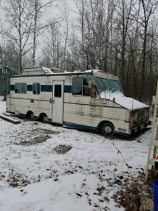 1970s Motorhome  Parting Out