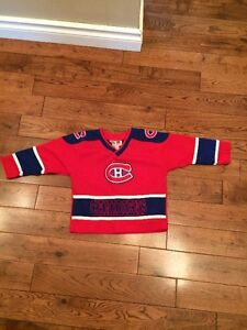 NHL Canadiens Jersey 24mths