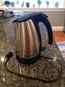 Stainless Steel Kettle - $20 OBO, must pick up