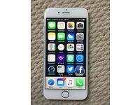 iPhone 6- White/ Silver 64gb- Vodafone