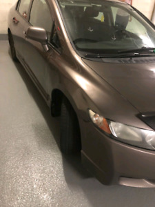HONDA CIVIC SE 2011