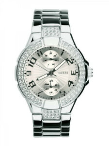 "Diamante Studded ""GUESS"" Ladies' Watch- Spectacular!!"