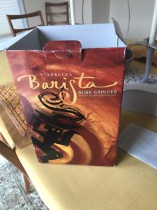 Barista Burr Coffee Grinder