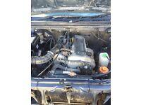 Suzuki Jimny 1.3 engine breaking for parts