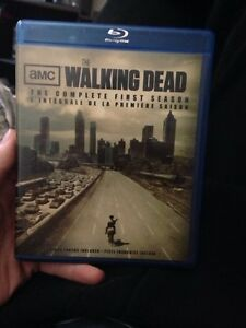 THE WALKING DEAD S1 Blu Ray