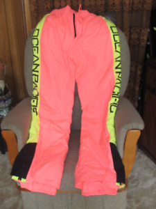 Ocean Pacific Ski Pants – Size Medium