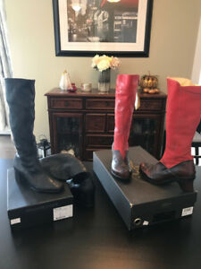 New Boots from John David Shoes & Comfort Zone