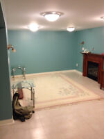 SPACIOUS BASEMENT FOR RENT IN WOODBRIDGE. RENT $1000