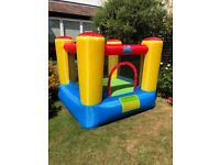 Action Air bouncy castle