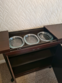 Vintage Philips Hostess Trolley