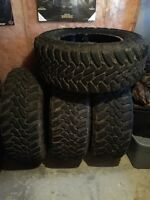 37 Toyo mts for 20 inch rims