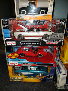 Models Diecast cars