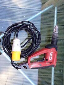Hilti sf4000 drywall screw gun
