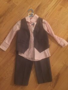 Boys suits and dress shoes  18-24 months one 3t  St. John's Newfoundland image 3