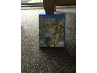 Brand new Fifa 17 on ps4