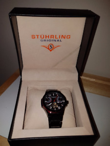 STUHRLING ORIGINAL WATCH - LIMITED EDITION