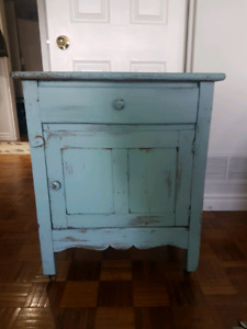 Shabby chic cabinet