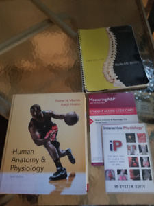 Human anatomy and physiology (10th edition)