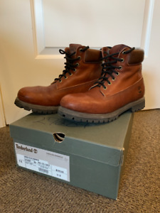 Timberland Mens Brown AF 6 Anniversary Boot Size 11