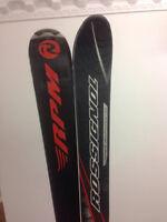 ski rossignol RPM 174 fixation ajustable