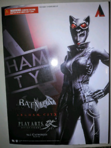 "Play Arts-Arkham City ""Catwoman"""