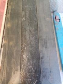 18x118 Charwood Wood plank 21.5m2 job lot Tile £260.00