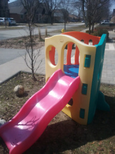 Little tikes climber and slide free delivery in South Etobicoke