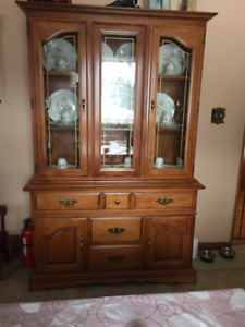 China cabinet- price reduced