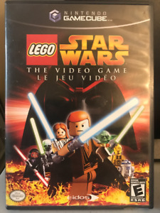 Lego Star Wars for GameCube