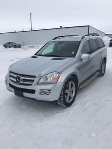 2009 Mercedes-Benz GL-Class 320 Blue Tech SUV, Crossover