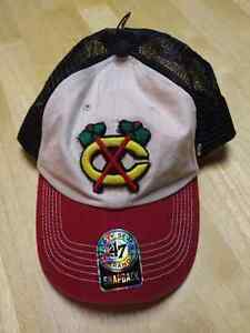 Brand new Blackhawks hat