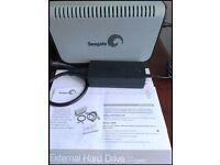 External USB HD caddy with 160gb HD