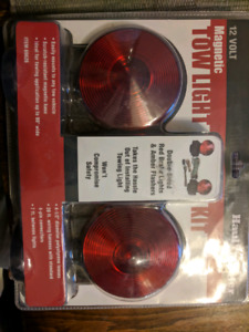 magnetic tow light