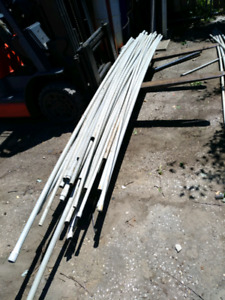 Pvc tubing for electrical