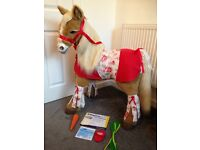 🌟 FURREAL FRIENDS BUTTERSCOTCH PONY / HORSE LIFE SIZE PERECT FOR CHRISTMAS 🐴🌟