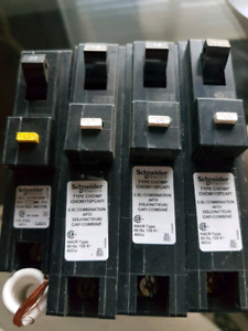 4 arc fault circuit breakers