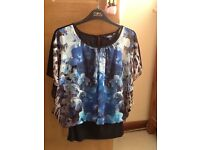 Star by Julien MacDonald ladies top. Size 8