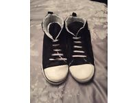 Hi-top slippers new with tags
